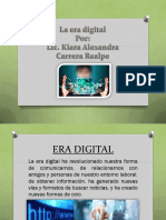 La Educación en la era digital