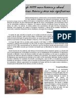 Literatura 1 El Siglo Xviii Marco Histc3b3rico y Cultural Autores y Obras Mc3a1s Importantes