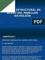 Diseño Estructural en Acero Del Pabellon Nicholson