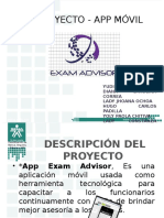 DIAPOSITIVAS EXAM ADVISOR.pptx