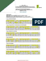 Gabarito Final Concurso t Cnico Administrativo 2013