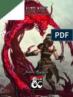 DnD 5e Blood Magic