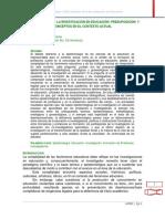 Epistemologia e Inv (Intro)