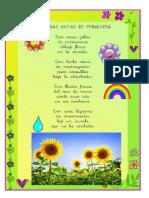 Poema Ala Primavera
