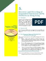Recycling EPS Product in Hongkong