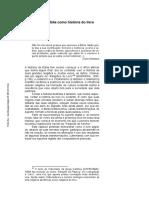 A história da Bíblia como história do livro.PDF