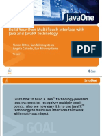 JavaFX Technology presentation