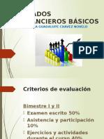 UNIDAD I. Información Financiera