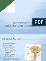 examen fisico neurologic