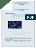 Farmacologia Del Sistema Nervioso