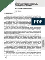 FuncionmaitodecetrosadultomayorDS 009 2010 MIMDES