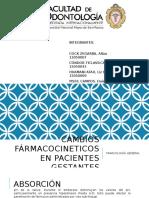 Farmacologia - pacientes gestantes