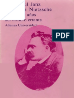 Janz Curt Paul - Friedrich Nietzsche - 03 Los Diez Años Del Filosofo Errante.pdf