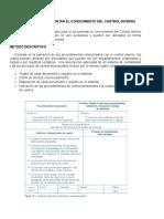 Metodologia Para Evaluar Control Interno-1