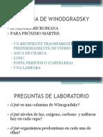 Algas Clase