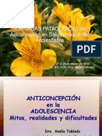 9. Dra. Analia Tablado Mitos en Anticoncepción