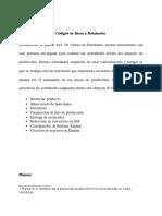 Propuesta Escáner de Códigos de Barra y Rotulación