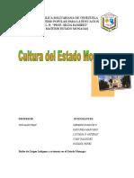 Cultura Del Estado Monagas