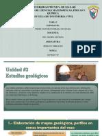 unidad 2 estudios geologicos