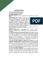 Notarial Modelos Representaciones legales y Mandato
