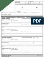 Sps Registration Packet