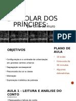 Projeto pedagógico - apresentação