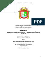 Analisis Del Plan a Futuro Del Peru 2021