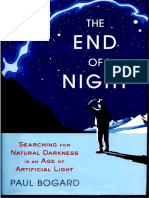 Bogard, Paul - The End of Night