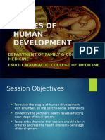 Stages of Human Development1