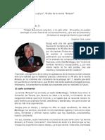 Ponencia de Gustavo Montesinos en Simposio 90 Años de La Revista Amauta