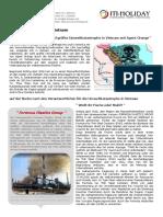 Umweltkatastrophe in Vietnam
