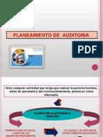 Planeamiento de Auditoria Integral