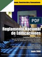 Reglamento Nacional de Edificaciones - RNE.pdf