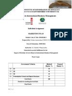 IM Assignment (Cb005529)
