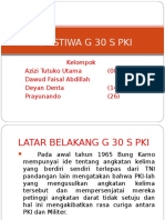 G 30 S EXXX