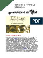 Enigmas de La Historia - 57