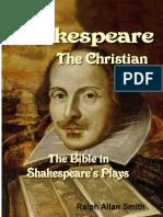 Shakespeare the Christian