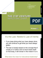The-21st-Century-Instructional-Leader lecture 2.ppt