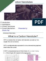 Shishir-Rai-CarbonNanotubes.ppt