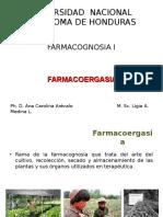 Farmacoergasia ACA y LM