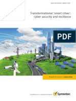 Transformational Smart Cities - Symantec Executive Report (1)