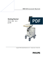 Phillips HD3 Operators Manual