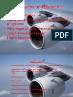 Pneumatics and Bleed Air