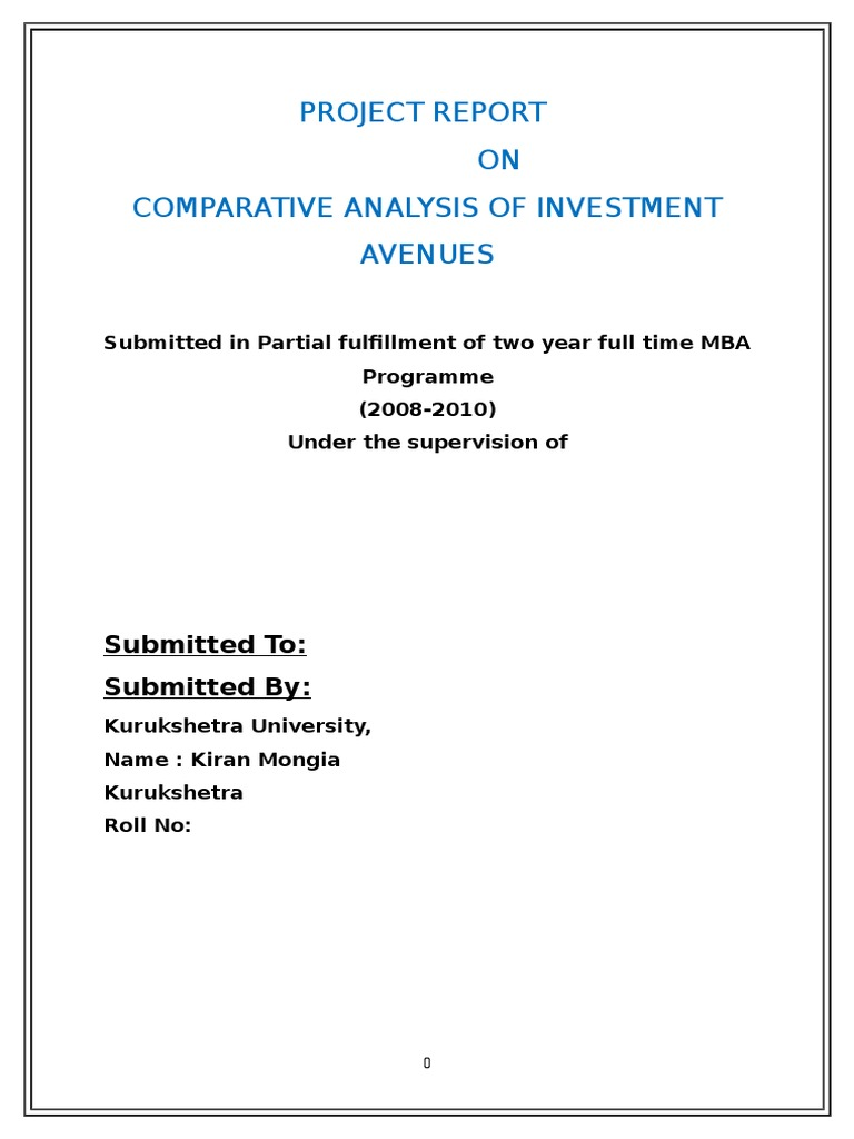 Various investment avenues in india pdf to word different sources of information for making investment decisions