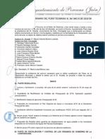 Acta Pleno Ordinario 01 07 2016