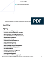 Manager Deputy Manager Assistant Manager (Strategy and Intelligence)