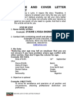Smart Gpc Resume and Cover Letters