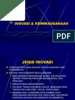 6 Inovasi & Kewirausahaan