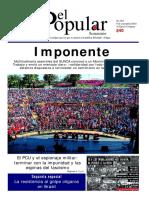 El Popular 362 Órgano de Prensa Oficial del Partido Comunista de Uruguay
