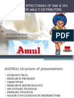 Amul Office Ppt Updated (1)